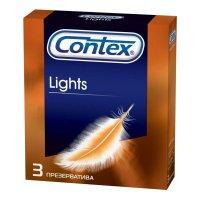 Презерватив CONTEX №3 Lights (особо тонкие)