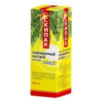 Набор косметический СКИПАР терапевтический раствор скипидарный желтый 200мл д/ванн НТВ-01
