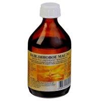 Вазелиновое масло фл. (д/приема внутрь) 100мл