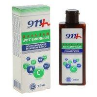 911 Бальзам ВИТАМИННЫЙ восстановление и питание волос 150мл