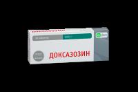 Доксазозин-ФПО таб. 2мг №30 (10х3)