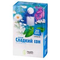 Чай лечебный СЛАДКИЙ СОН пак.-фильтр 2г №20