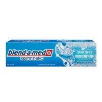 Зубная паста БЛЕНД-А-МЕД Комплекс 7 + ополаскиватель 100мл