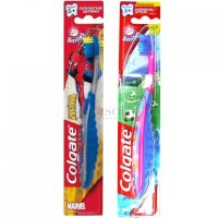 Зубная щетка детская COLGATE Smiles (от 5 лет)