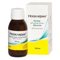 Нооклерин фл.(р-р орал.) 20% 100мл