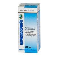 Нормофлорин-Л фл. 100мл