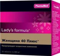 Фарма-Мед Леди'с формула Женщина 40 Плюс таб. №30