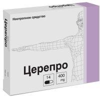 Церепро капс. 400мг №14