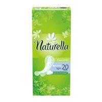 Прокладки гигиенические NATURELLA Camomile Light №20
