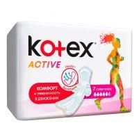Прокладки гигиенические KOTEX Super Plus Activ №7