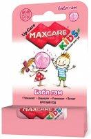 Бальзам для губ детский MAXCARE KIDS Бабл Гам 4,7г