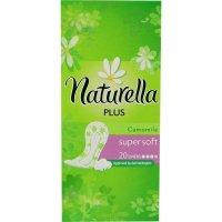 Прокладки гигиенические NATURELLA Camomile Plus №20