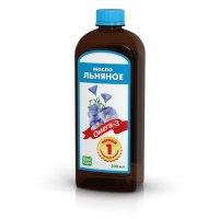 Льняное масло фл. 500мл