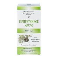 Терпентинное масло фл.(масло) 100мл