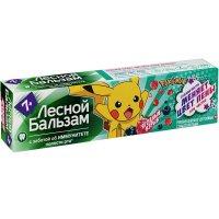 Зубная паста детская ЛЕСНОЙ БАЛЬЗАМ (с 7лет) 50мл
