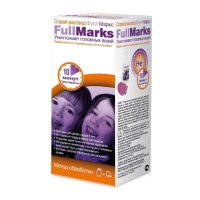 Фулл Маркс (FULL MARKS) спрей-раствор 150мл + гребень