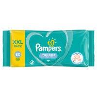 Салфетки детские ПАМПЕРС Fresh Clean (сменный блок) №80