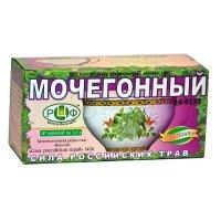 Чай лечебный СИЛА РОССИЙСКИХ ТРАВ №26 мочегонный пак.-фильтр №20