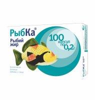 "Рыбий жир ""РыбКа"" капс. №100"