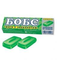 Леденцы БОБС мята-эвкалипт 35г №10