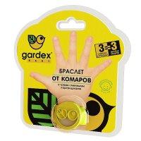 Гардекс Беби детский браслет от комаров со сменным картриджем