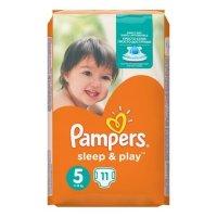 Подгузники PAMPERS Sleep & Play Junior (11-16кг) р.5 №11