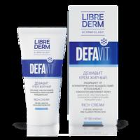 Либридерм (Librederm) ДЕФАвит набор Защита кожи зимой