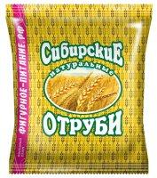 """Отруби """"Сибирские"""" пшеничные пак. 200г (натуральные)"""