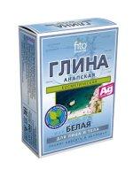 """Глина косметическая белая """"Анапская"""" 100г"""