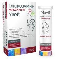 Глюкозамин Максимум ViaVit таб. шип. №30