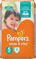 Подгузники PAMPERS Sleep & Play Junior (11-18кг) р.5 №11