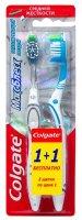 Зубная щетка COLGATE Макс Блеск 1+1 средн.