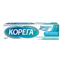 Корега крем Экстра сильной фиксации 40г д/фикс. зубн. протезов (мятный)