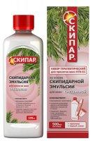 Набор косметический СКИПАР терапевтический эмульсия скипидарная смешанная 500мл д/ванн НТВ-03