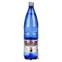 Вода минеральная SULINKA (СУЛИНКА) 1,25л (газ. ПЭТ)