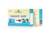 "Рыбий жир ""Миролла"" с витаминами A-D-E капс. №100"