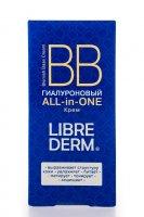 Либридерм (Librederm) крем гиалуроновый BB ALL-IN-ONE 50мл