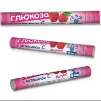 Глюкоза с плодовыми порошками