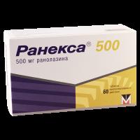 Ранекса таб. пролонг. 500мг №60