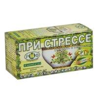 Чай лечебный СИЛА РОССИЙСКИХ ТРАВ №34 от стресса пак.-фильтр №20
