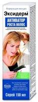 Эксидерм (Формула д/женщин д/роста волос)