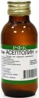 Асептолин фл.(р-р наружн.) 70% 100мл