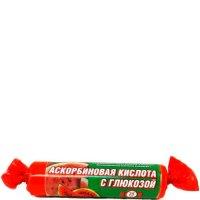 Аскорбиновая кислота с глюкозой гленвитол