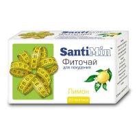 Чай лечебный САНТИМИН лимон пак.-фильтр 2г №30
