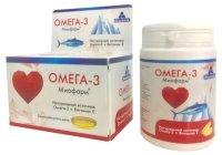 Омега-3 Миофарм
