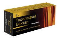 Тадалафил Бактэр