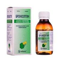Бронхолитин фл.(сироп) 125мл