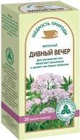 Чай лечебный ДИВНЫЙ ВЕЧЕР успокаивающий пак.-фильтр 2г №20