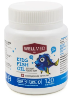 Рыбий жир Kid Fish Oil детский от 3-х лет