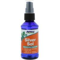 Нау Фудс (Now Foods) Коллойдное серебро
